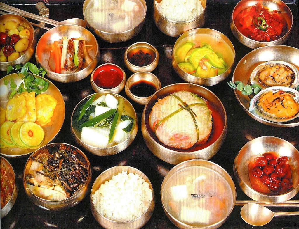 Budaya Makanan Masyarakat Korea