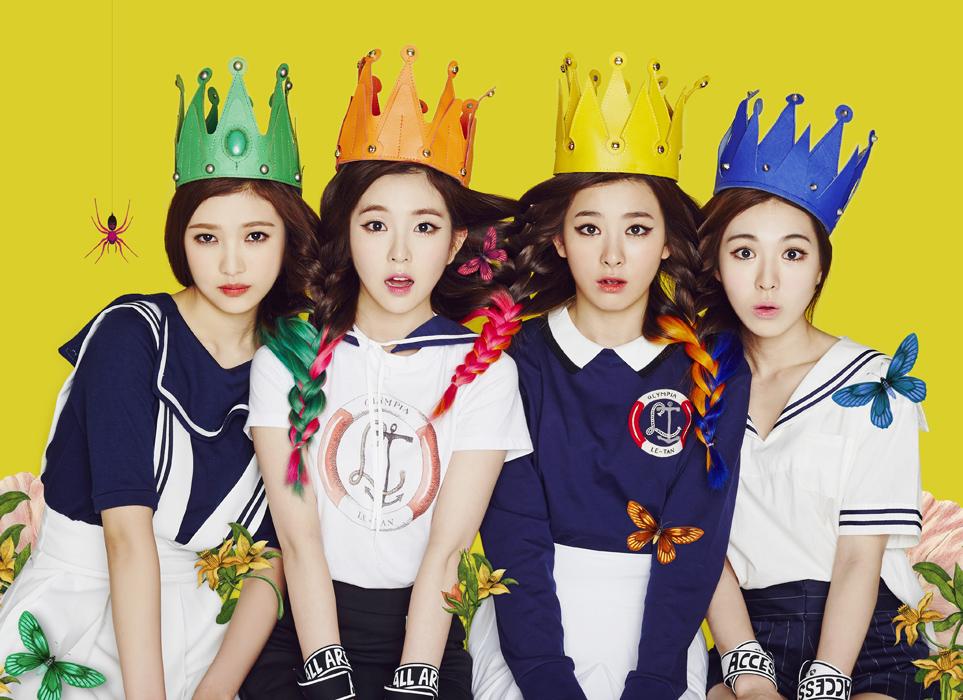 Red Velvet 5