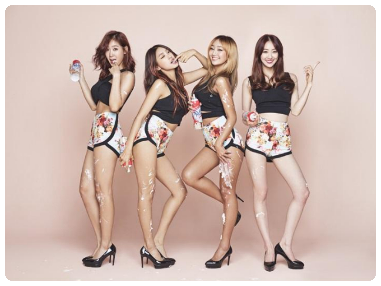 sistar touch my body5