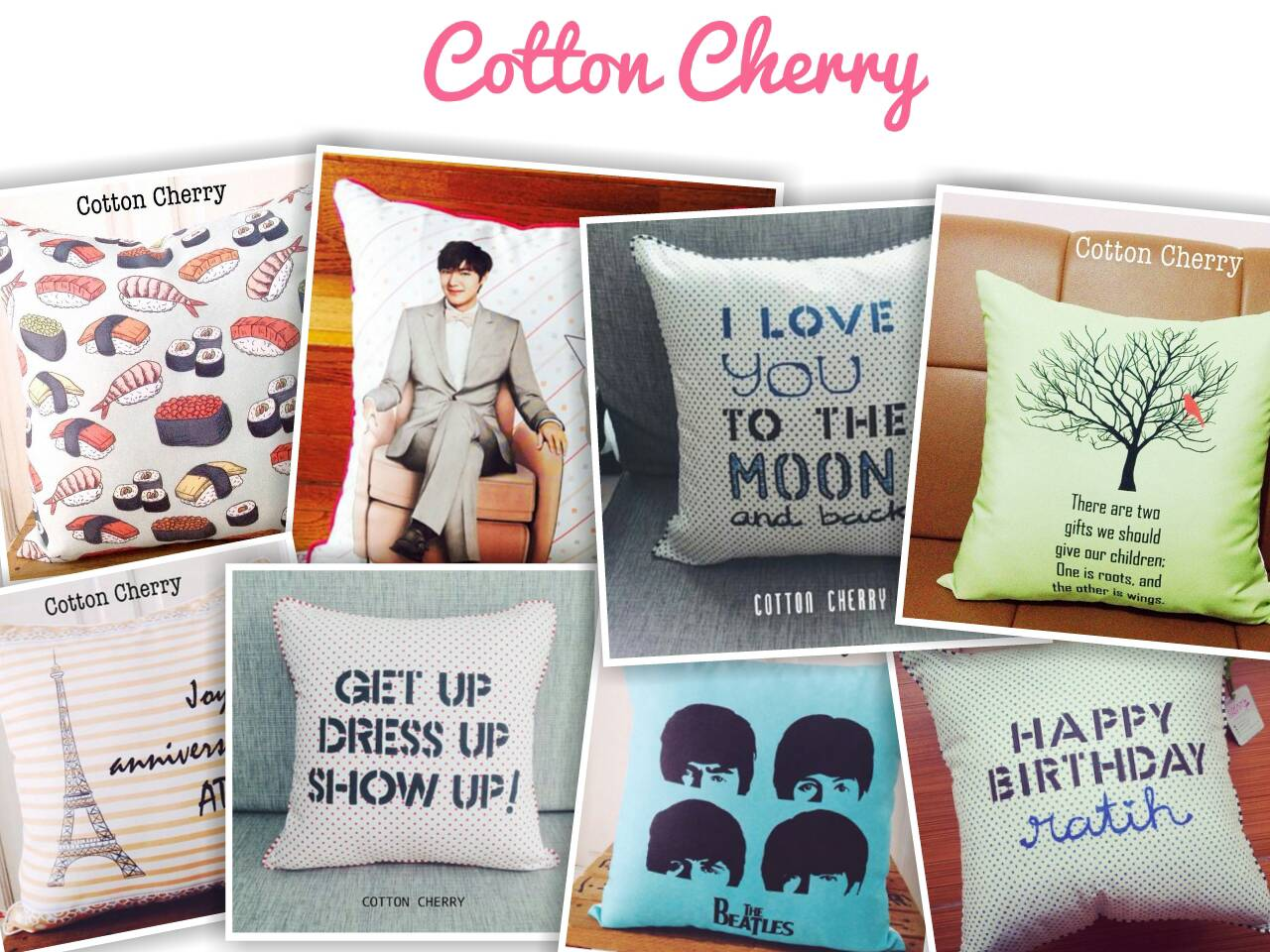 cotton cherry