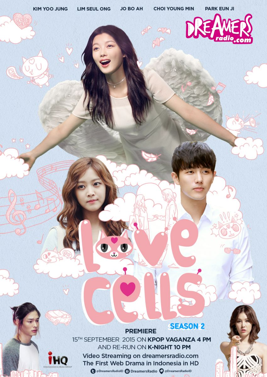 love cells 2 poster