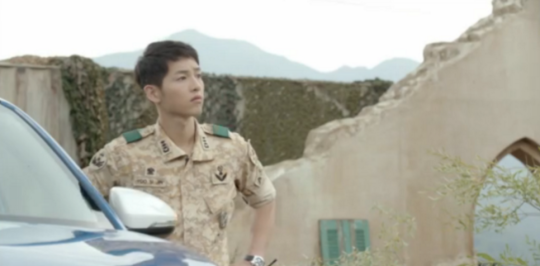 Descendants of the Sun 9