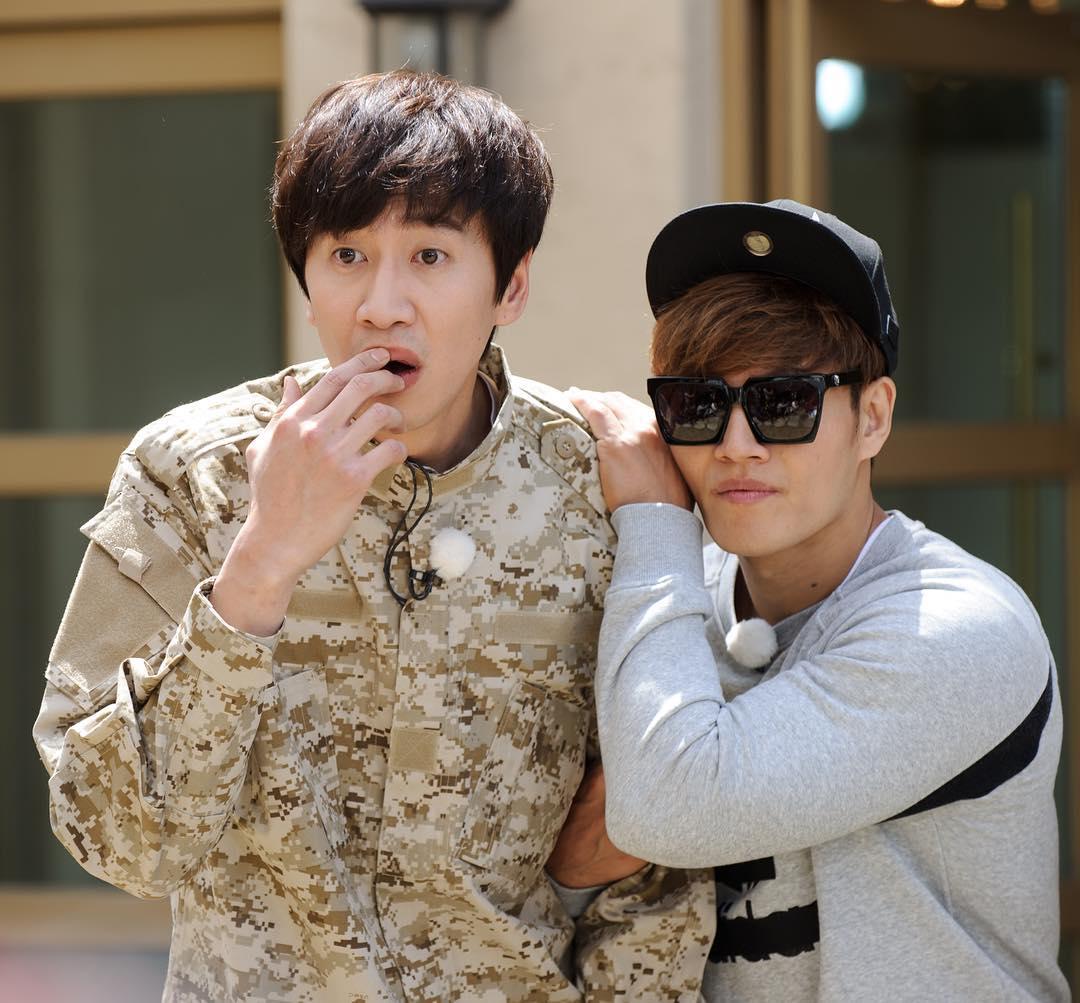 Lee-Kwang-Soo-Kim-Jong-Kook