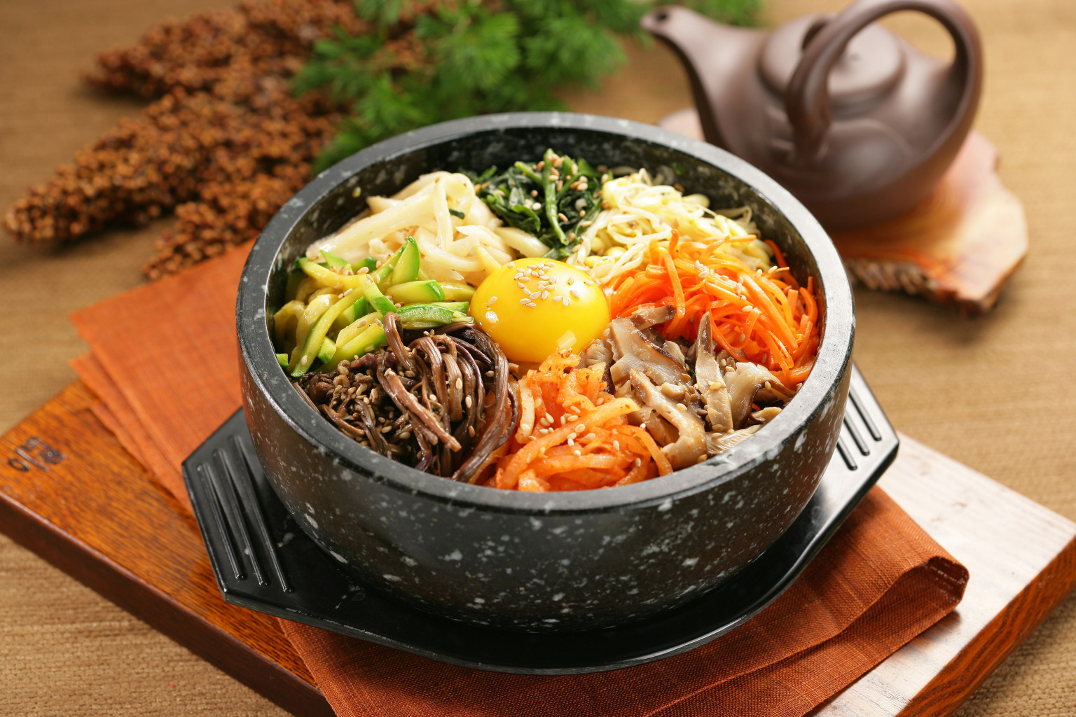 Korean food, Bibimbap