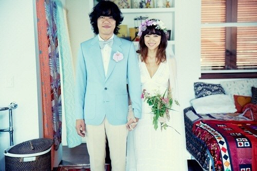 Lee-Hyori-and-Lee-Sang-Soon-Wedding