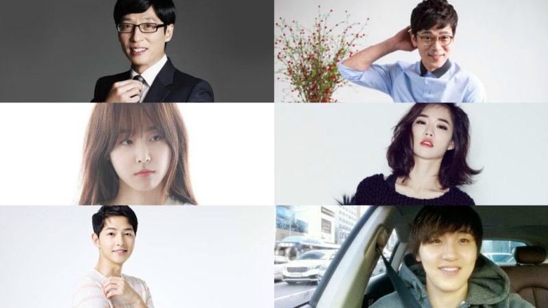 yoo-jae-suk-lee-seung-joon-seo-hyun-jin-han-ye-ri-song-joong-ki-ryu-geun-ji-800x450
