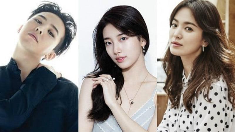 bigbang-g-dragon-suzy-song-hye-kyo