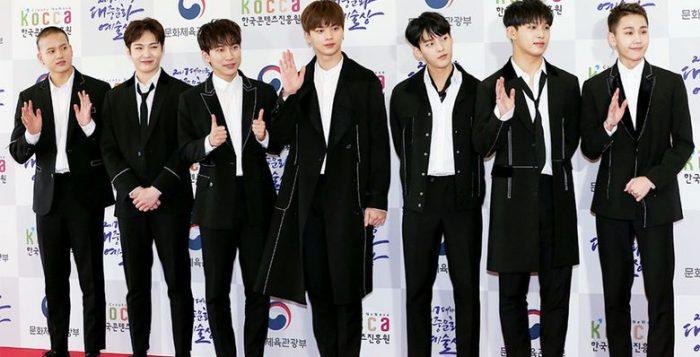 Gantikan Lee Jong Suk, BTOB Resmi Jadi Duta Pariwisata Korea 2018