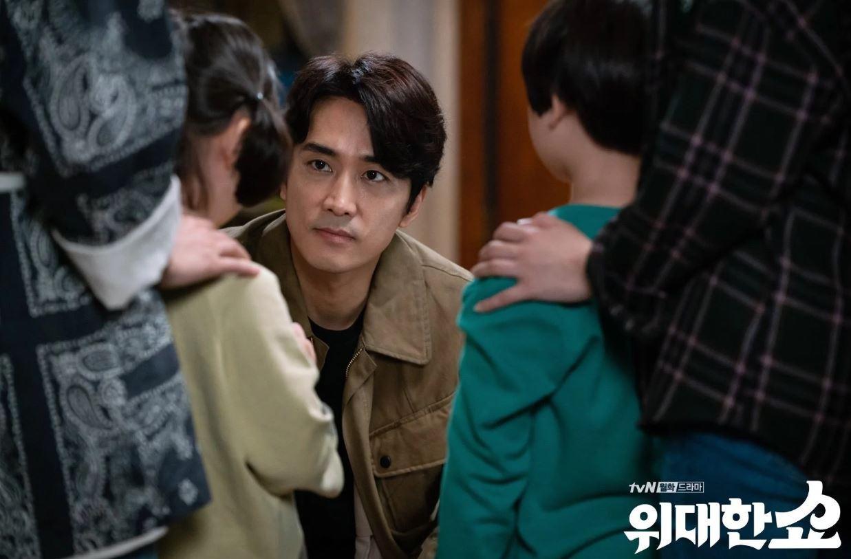 pojok-drama-the-great-show-kisah-politik-dan-cinta-ayah-anak-7-salam-korea